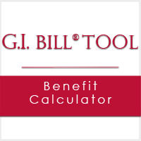 GI® Bill Calculator Tile